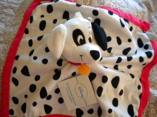 Disney 101 Dalmation Collection Plush Security Blanket Lovey Baby Blankie Ebay Baby Blankie Fireman Nursery Baby Disney