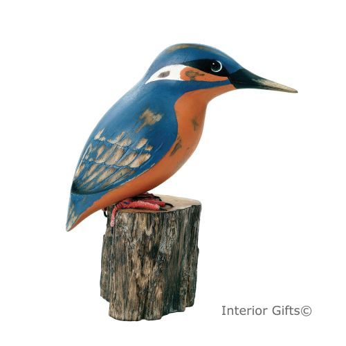 Archipelago Kingfisher Bird Wood Carving In 2019 Duck Bird