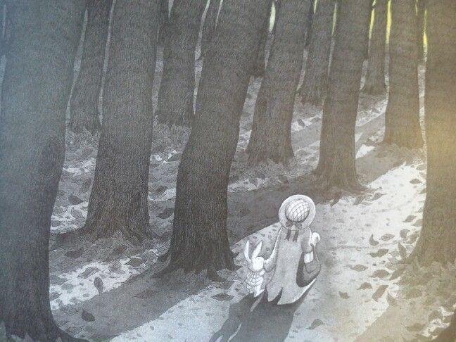 Soñando en el bosque