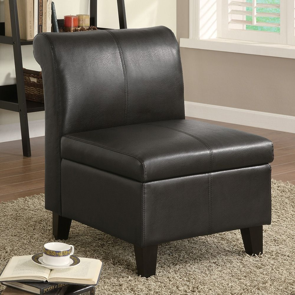 Charmant 2019 Small Black Leather Chair   Cool Modern Furniture Check More At Http://