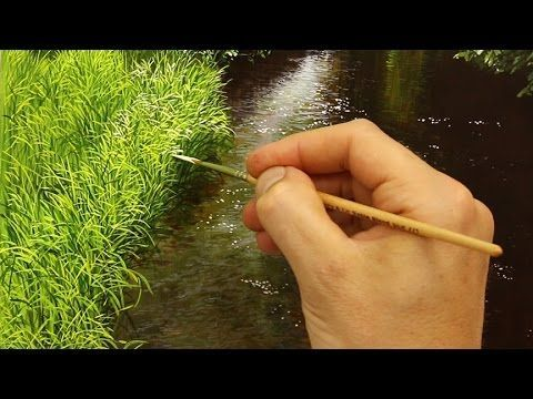 #33 How To Paint Foliage | Oil Painting Tutorial