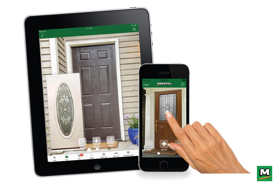 Want to try before you buy? With the Menards® Mobile App