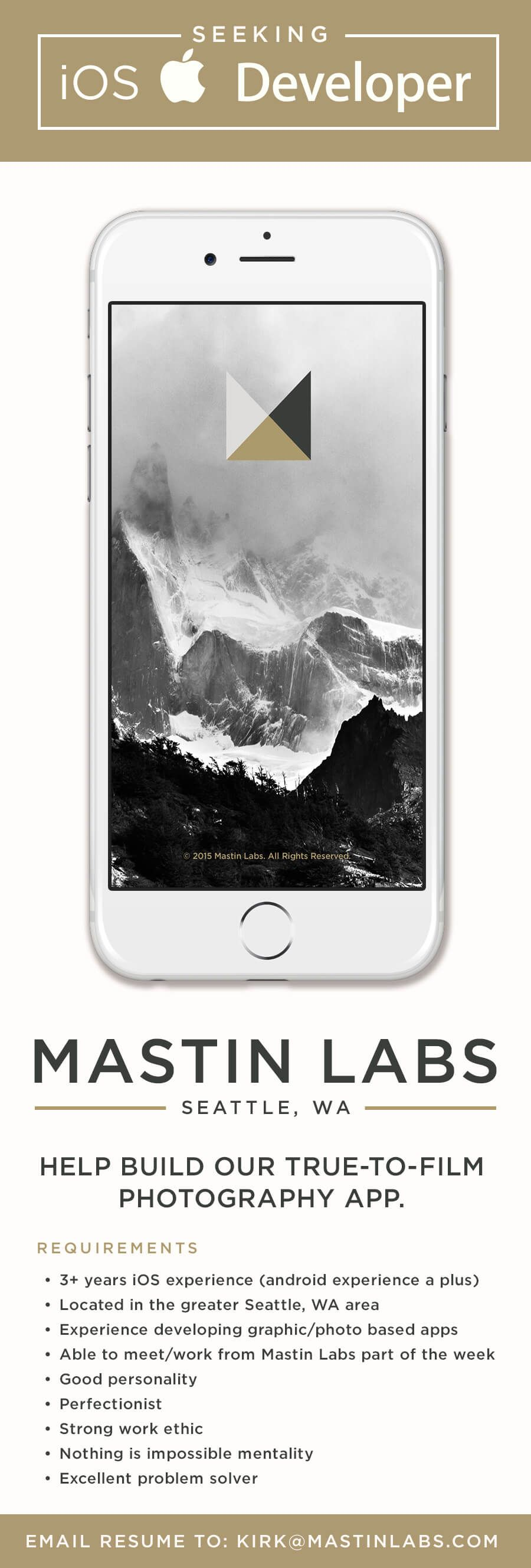 Mastin Labs, makers of the premiere film emulating presets