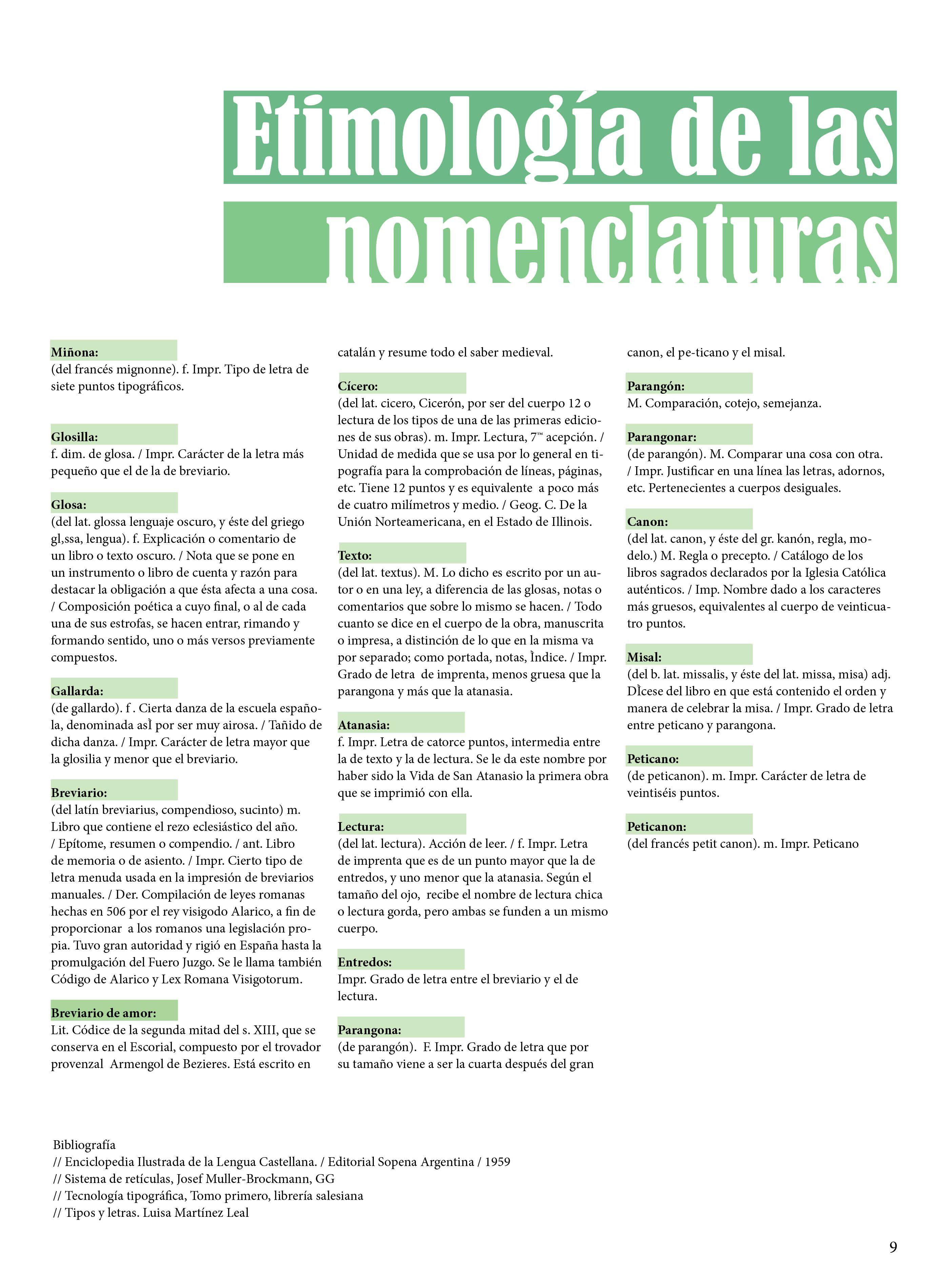 Publicación. Revista tipográfica a 2 tintas (pág. 9)  3224f93e25cc