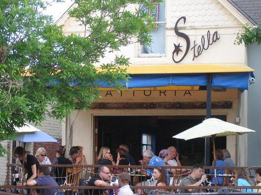 Trattoria Stella Historic Highlands Square Denver Co Love For