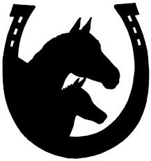 Bildergebnis Für Clipart Pferd Schwarz Weiß Gravieren Silhouette
