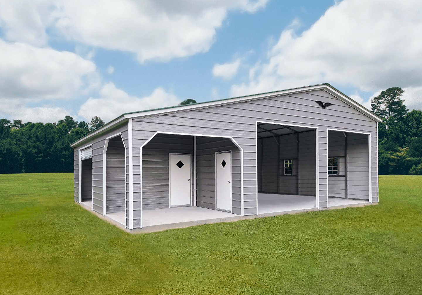 Think of the Possibilities! in 2020 Portable buildings
