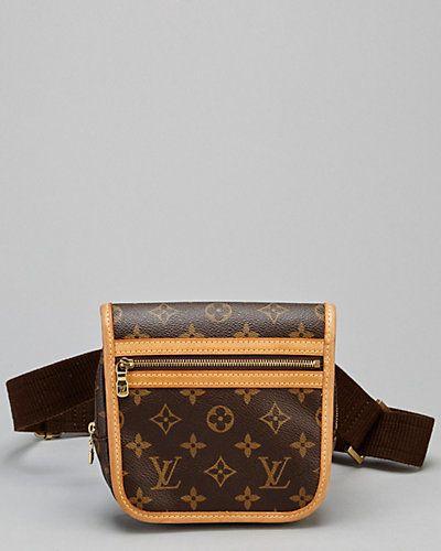 1f5919f6f64e Some of you have to get in on this  Louis Vuitton Monogram Canvas Bum Bag  Bosphore- I need a fanny pack!