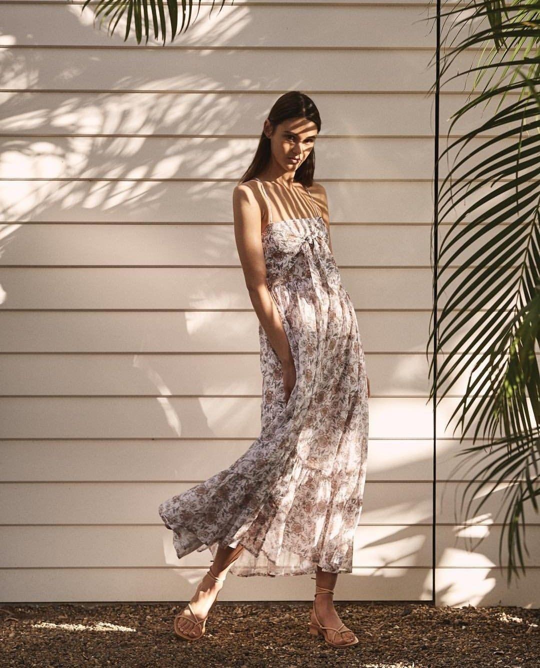 Pin By Michael Delkanic On Boho Fashion Dresses White Maxi Dresses Maxi Dress