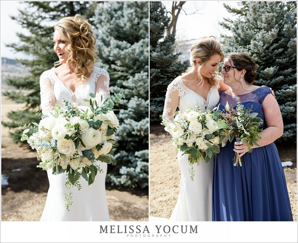 Josh loves Jessica Ft Collins Wedding Photographer