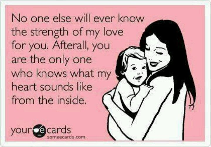 A Mothers Love For Her Children Quotes Funnies Mothers Love I