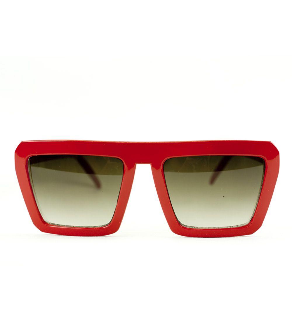 f4cf68fe10 Lentes Pompeya de Sol Cuadrados Ltd Rojo Belleza Mujer, Pompeya, Anteojos,  Cuadrados,