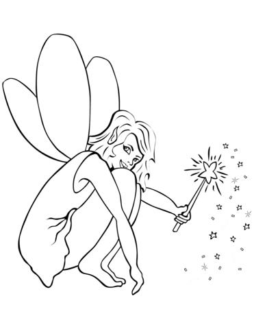 elfen und feen malvorlagen | fairy coloring pages, fairy coloring, coloring pages