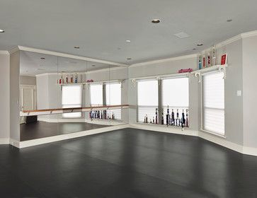 Ideas For An At Home Dance E Studio