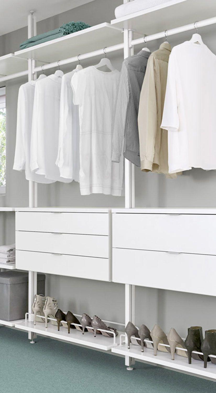 Begehbarer Kleiderschrank Fur Dachschrage Und Ankleidezimmer In