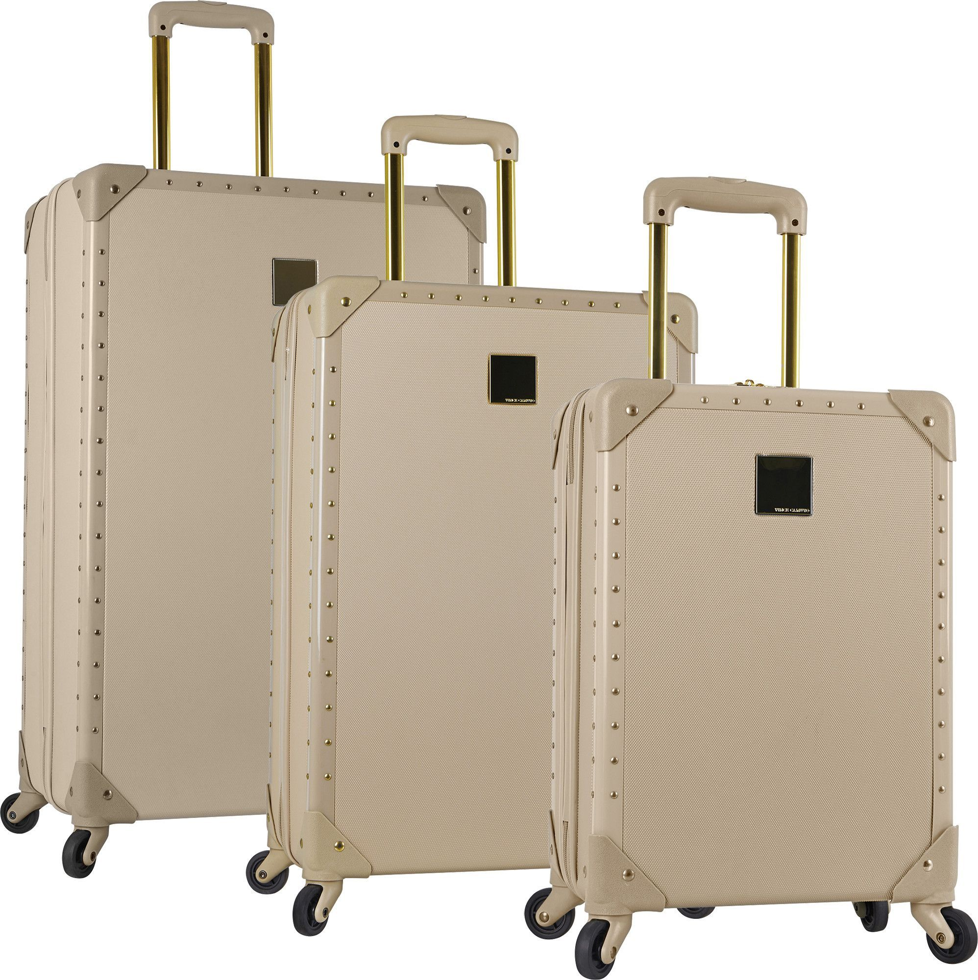 dc92a41c6 Vince Camuto Jania 3 Piece Hardside Spinner Luggage Set   PARIS ROLL ...