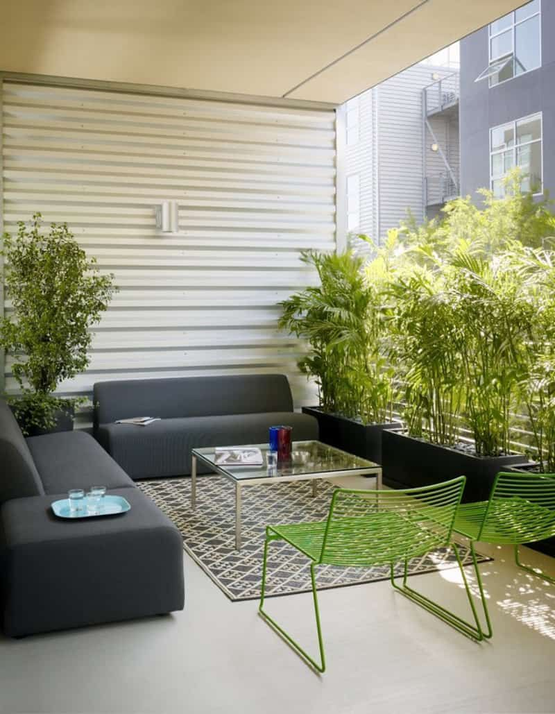 35 Awesome Balcony Design Ideas 35 Awesome Balcony Design As There Is A Lot Of Useful Awesome As Tocorating A Apartment Plants Apartment Garden Terrace Decor