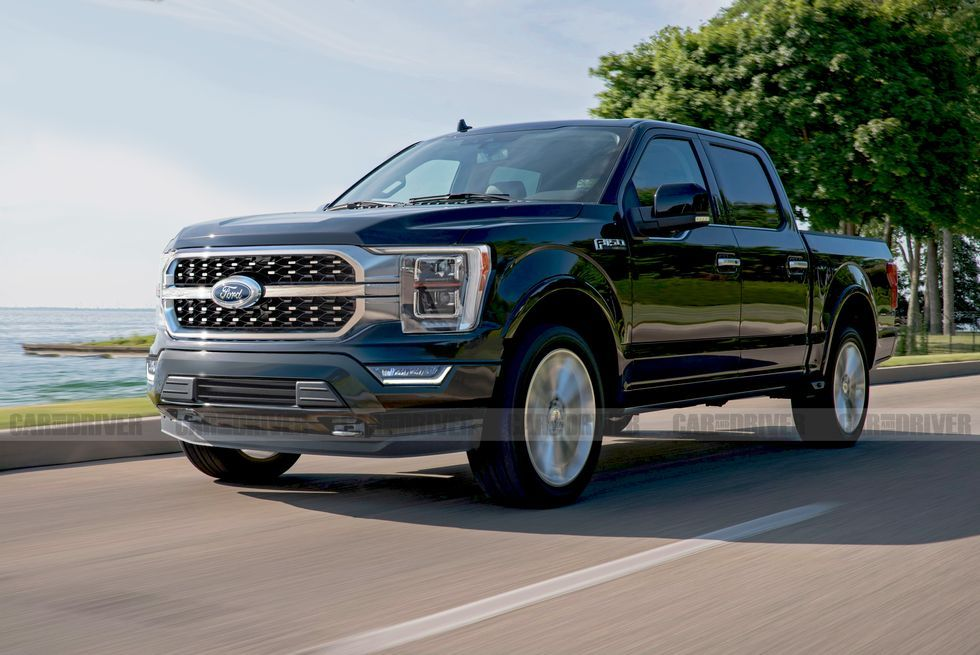 2021 Ford F 150 Will Get An Evolutionary Redesign Ford Exterior