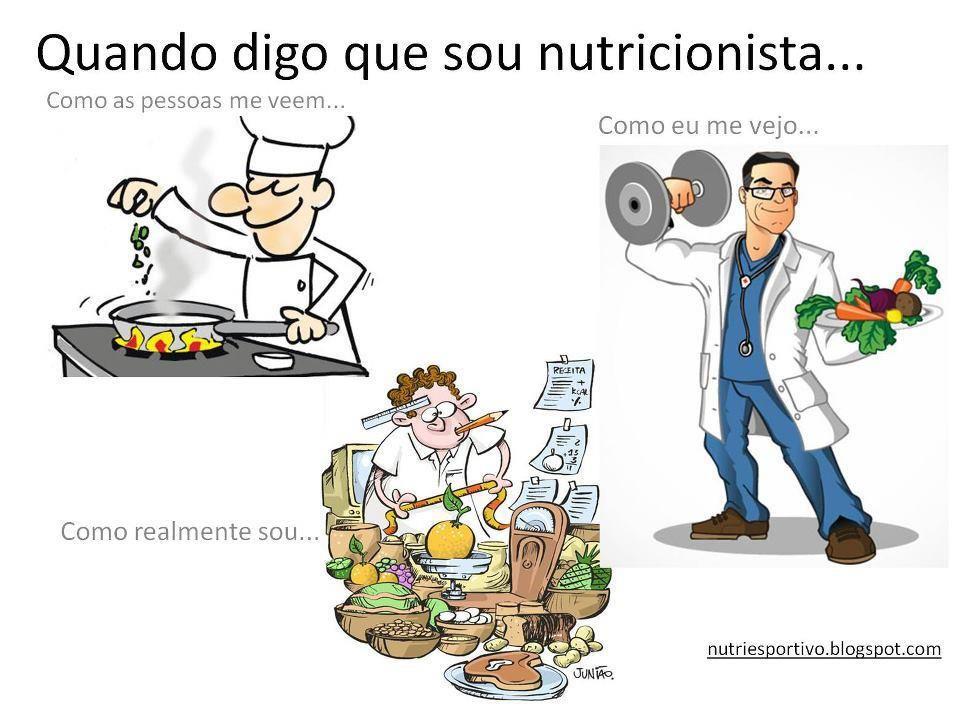 Quando Digo Que Sou Nutricionista