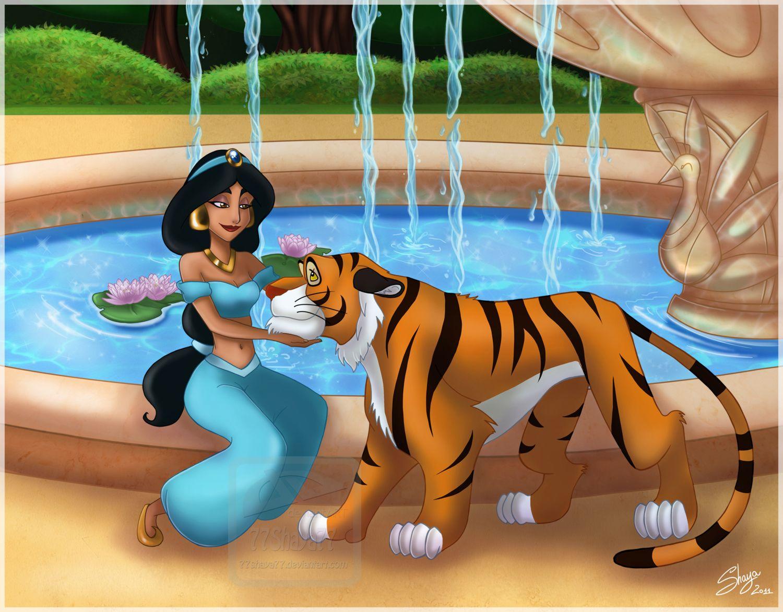 Картинки тигр жасмина
