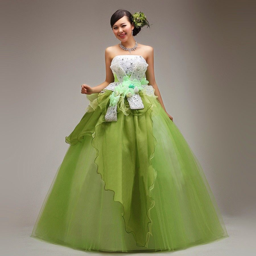Hea Woo Bridal Dress Wedding Gown Marriage Matrimony Wedlock Korean Modern 330 Via Seen
