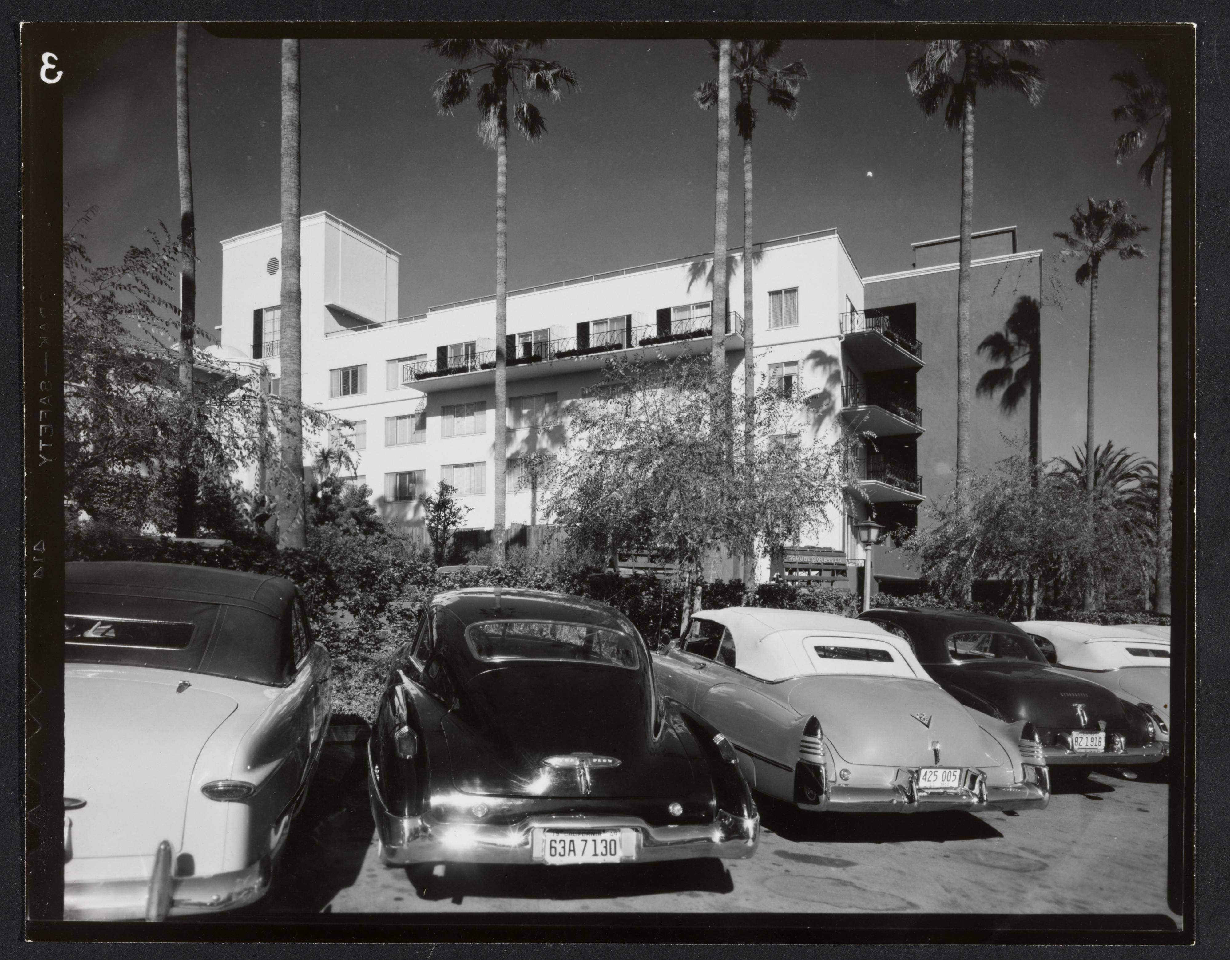 Historical Beverly Hills Hotel