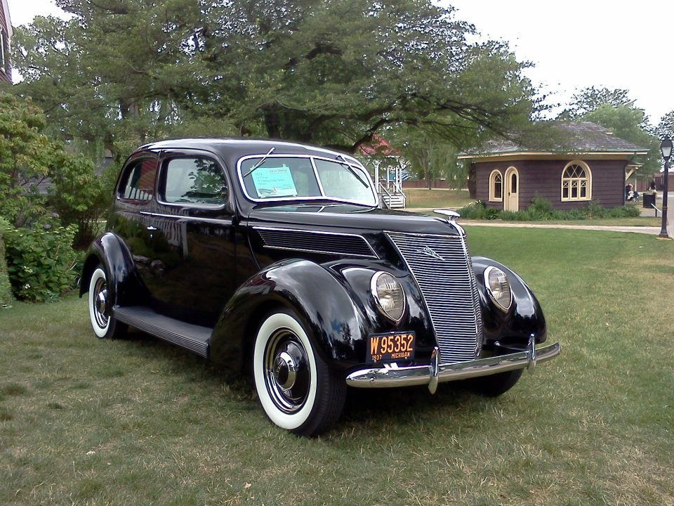 My fathers 1937 ford model 78 2 door deluxe touring sedan our family car collection for 1937 ford two door sedan