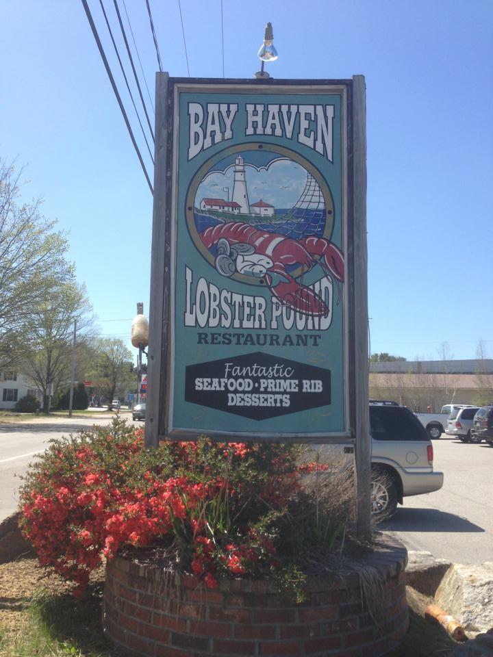 Bay Haven Two Lobster Pound Restaurant 101 Maple Street Cornish Maine 04020 207 625 7303