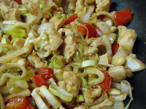 frango de legumes