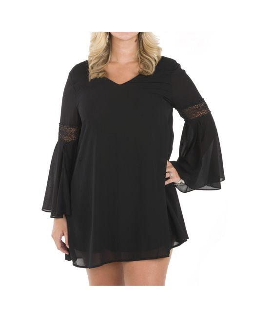 Jordan Smith Brings The House Down With Queen S Somebody To Love Bell Sleeve Dress Plus Size Women Dresses