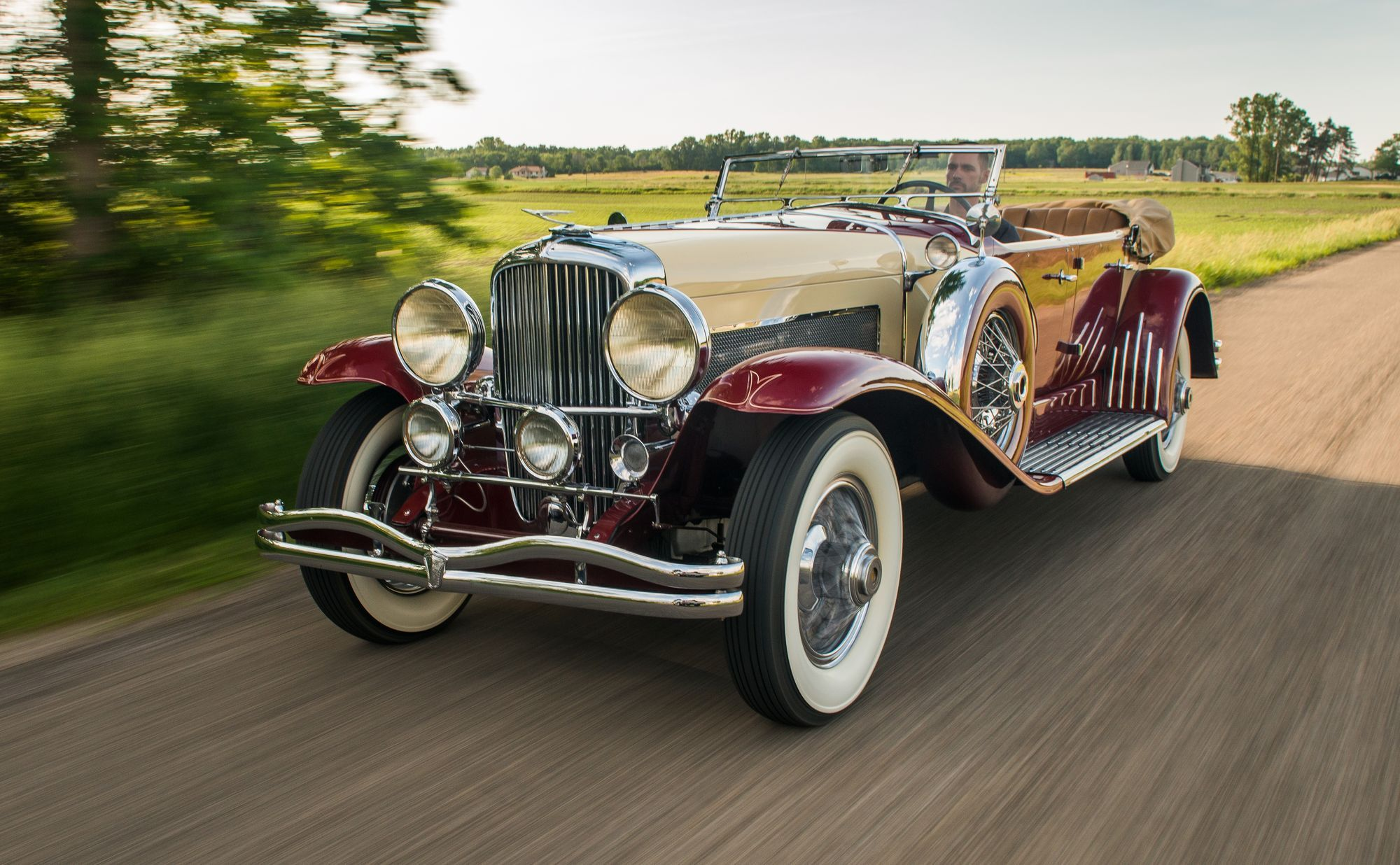 A Duesenberg With A South Of The Border History Stars In A