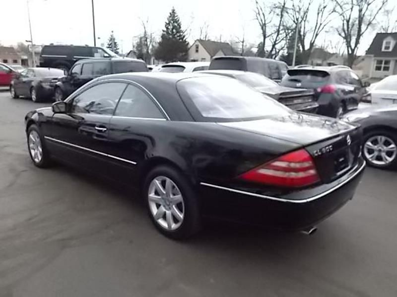 2002 mercedesbenz clclass for sale in west allis wi