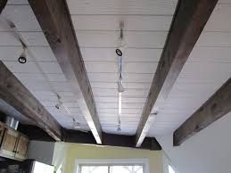 Image Result For Painting Wood Ceilings White