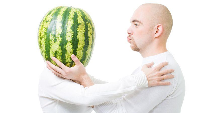 Weird Stock Photos Watermelon 8