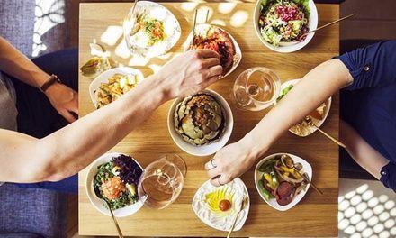 Cuisine Libanaise Pour 2 Ou 4 Restaurant Restaurant Libanais