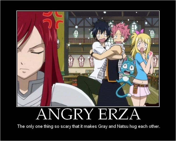 gray fullbuster and erza scarlet - Google Search | Fairy ...