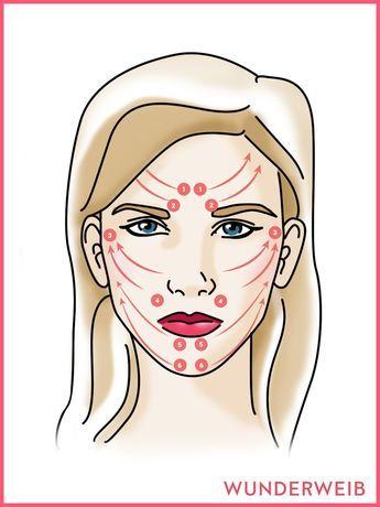 Haut straffen mit dem Löffel-Trick! HIER gibt's die ANLEITUNG zur DIY-MASSAGE >>> #homemadeskincare