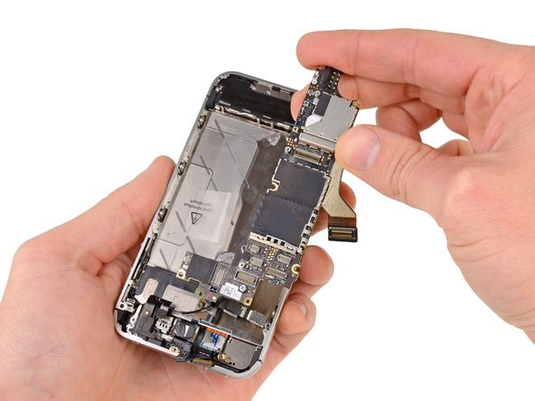 iPhone 4S Screen Replacement | Iphone 4s, Smartphone ...