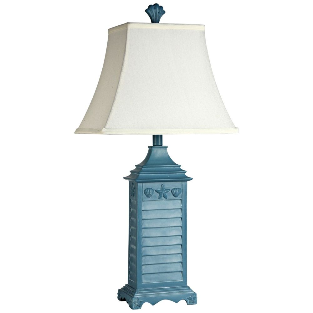 Lighting Nautical Accent Table Lamps