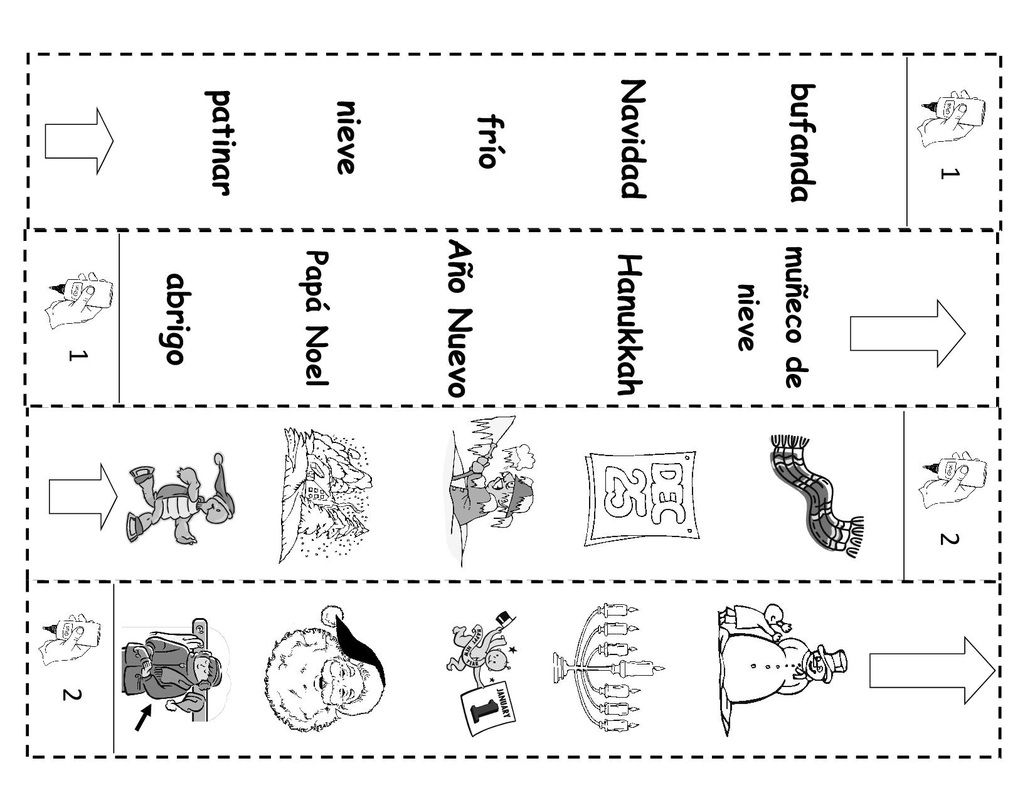 subscription website for printable dual language materials