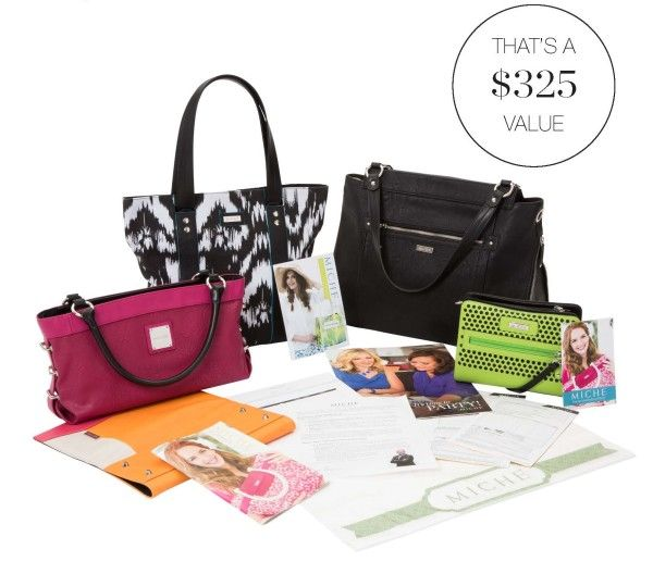 The Brand New Summer Miche Starter Kit Get All Four Sizes Of Our Handbags And Everything You Need To Start Your Business For Only 149