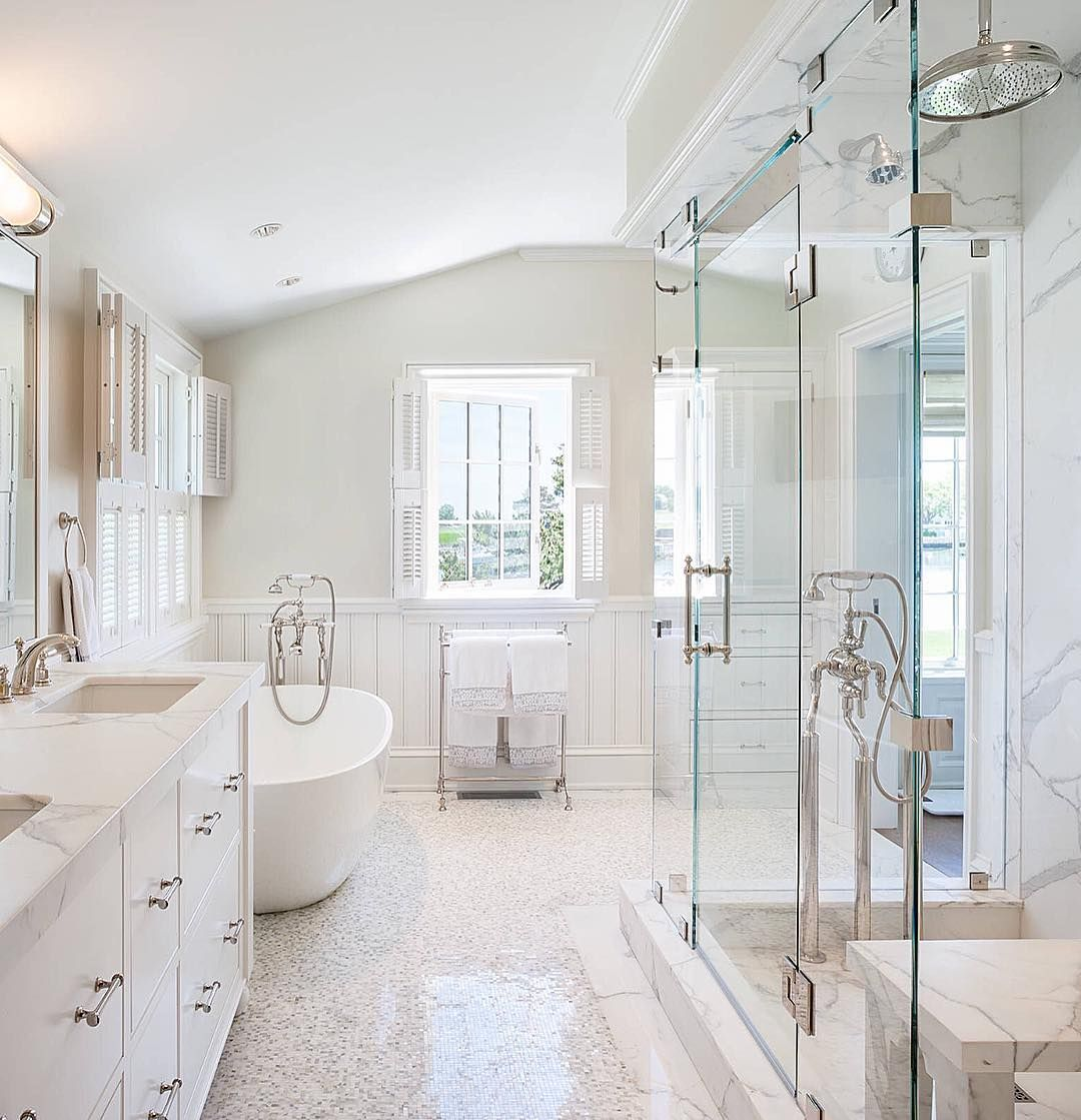 Simply perfect ... By Mark P. Finlay Architects | Master Bath ...