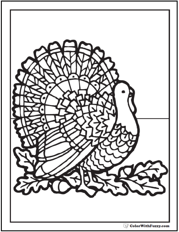 Thanksgiving Coloring Pages Customize A Pdf Turkey Coloring Pages Thanksgiving Coloring Pages Fall Coloring Pages