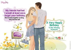 Funny Love Sad Birthday Sms Wishes To Husband