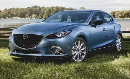 Car Driver Review Of The Mazda 3
