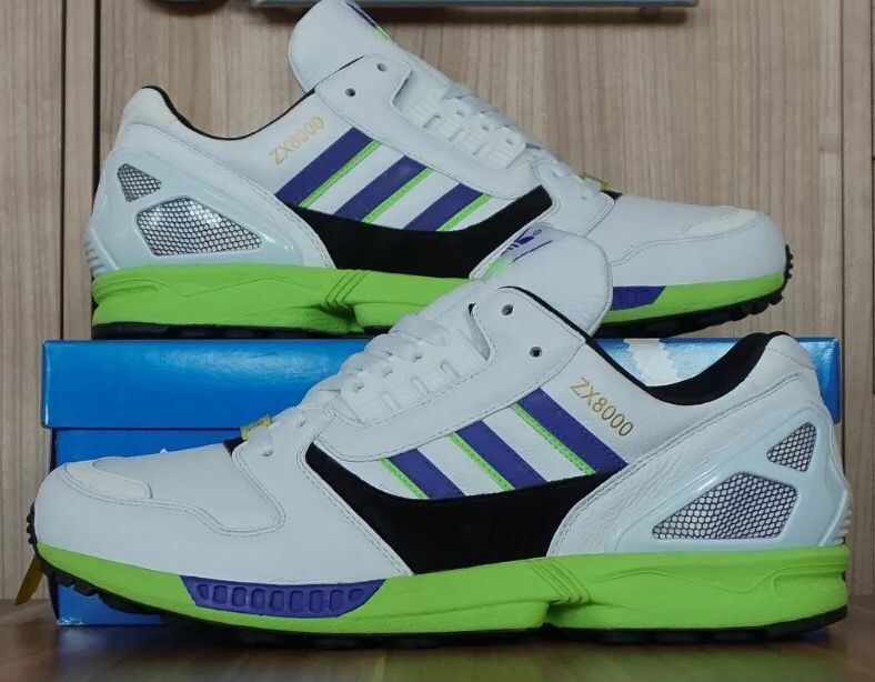 Adidas ZX 8000 I want I can | zapatos in 2019 | Turnschuhe