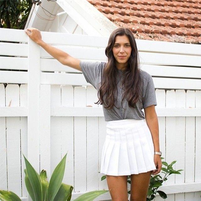 Tennis Skirt American Apparel American Apparel Tennis Skirt Tennis Skirts Tennis Skirt