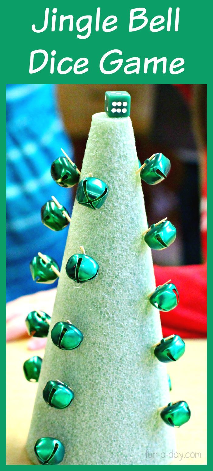 Christmas Math Game with Jingle Bells | KinderLand Collaborative ...