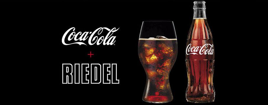 Coca Colaa Riedelin laseista! - Eduardo.fi