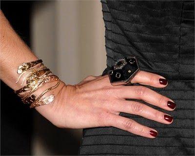 Same Bracelet Rachel Zoe Wears Designed By Kathy Rose Of Roseark
